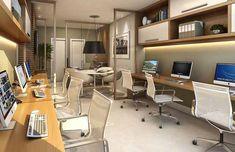 Home Office Decor Office Cabin Design, Small Office Design, Tiny Office, Industrial Office Design, Corporate Office Design, Office Interior Design, Home Office Decor, Office Interiors, Office Ideas