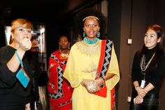 Princess of Swaziland Visits University of Innovation African Wear, African Women, African Fashion, Black King And Queen, King Queen, African Culture, African History, African Princess, Black Royalty