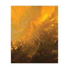 "Genesis By Maurice Sapiro $159.99 Product Details — Printed on Enhanced Matte Canvas  Colors Multi Materials Enhanced Matte Canvas Measurements14""W x 20""H Origin United States"