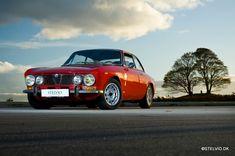 Alfa Romeo 2000 GT with FPS wheels