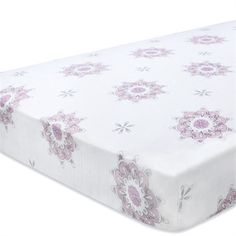 @rosenberryrooms is offering $20 OFF your purchase! Share the news and save!  aden + anais For the Birds Classic Crib Sheet in Medallion #rosenberryrooms