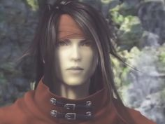 final fantasy 7 characters pictures | He's sooo pretty and sexy and yummy and I love him!!!!!