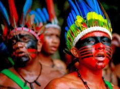 Brazilian natives
