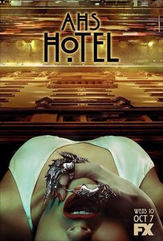 Don't Look Down! American Horror Story: Hotel's New Poster Is Not For the Faint of Heart.it's all most out can't wait American Horror Story: Hotel Poster American Horror Story Hotel, American Horror Story Seasons, Ver Series Online Gratis, Ahs Hotel, Tv Series To Watch, Anthology Series, New Poster, Film Serie, Video Games For Kids