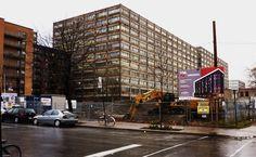 Montréal, 17 nov. 2010. Ave. Henri Julien >Nord, depuis ru…   Flickr