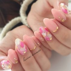 80 ideas to create the best Halloween nail decoration - My Nails Cute Nails, My Nails, Pretty Nails, Paris Nails, Bright Red Nails, Korean Nails, Bridal Nail Art, Artificial Nails, Nail Decorations