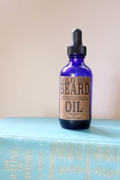 9 DIY Father's Day Gift Ideas: Beard Oil