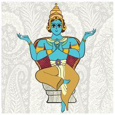 #vishnu #hinduism #india #mythology