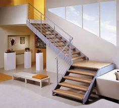 Escaleras. TIPOLOGIAS. RECOMENDACIONES