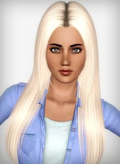 Nightcrawler`s 20 hairstyle retextured by Forever and Always for Sims 3 - Sims Hairs - http://simshairs.com/nightcrawlers-20-hairstyle-retextured-by-forever-and-always/