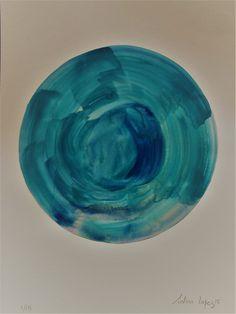 CIRCLES (Drawing series 2015, Birmingham paper 200gr 29.6x20.8cm)