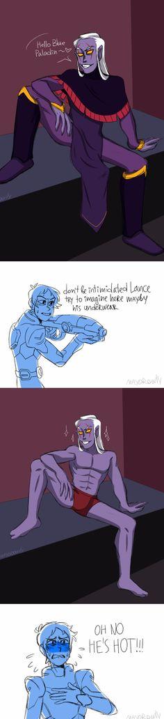 Lance | Prince Lotor XD