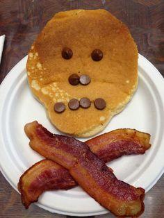Pirate Flag Pancakes