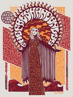 AUSTIN PSYCH FEST | APF2014 – THE FRESH & ONLYS – BY ROBIN GNISTA
