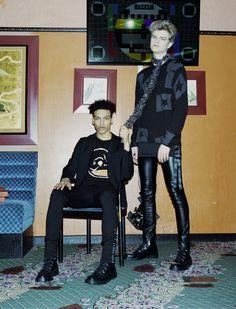 CheapMonday - Pure London Man Clothing Aw17, Fashion Brands, Goth, Menswear, Punk, Mens Fashion, Pure Products, London, Clothing