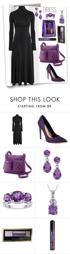 """""""The Royal Treatment"""" by gayle-storm ❤ liked on Polyvore featuring ALDO, Rosetti, Miadora, Max Factor and NYX"""