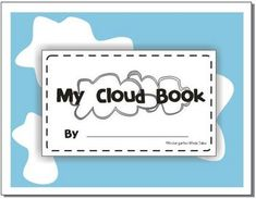 This book is a printable book designed for individual student use.  Three types of clouds (cirrus, cumulus, and stratus) are discussed in easy-to-r...