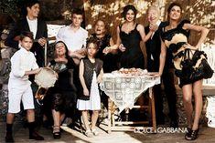 Monica Bellucci & Bianca Balti for Dolce & Gabbana S/S 2012 campaign