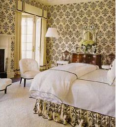 love how classic all of Aerin Lauder's rooms feel.