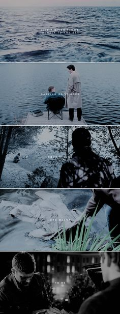 I love you, so promise you'll be like the ocean and come back to me, even when they pull you away. Always come back to me. - (twist and shout) #spn #destiel