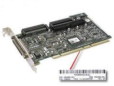 154457-B21 - Compaq 64-bit/66 Mhz Single Channel Wide Ultra3 Scsi Host Adapter