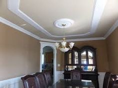 15 Fresh Drywall Ceiling Structure Types for your Interior - Home Like Art Drywall Ceiling, Ceiling Trim, Ceiling Design, House Ceiling, Textured Ceiling Paint, Types Of Ceilings, High Ceilings, Ceiling Texture Types, Basement Ceiling Options