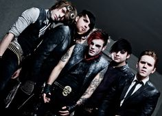 Fearless Vampire Killers announced as Special Guests on Madina Lakes Farewell Tour - #AltSounds