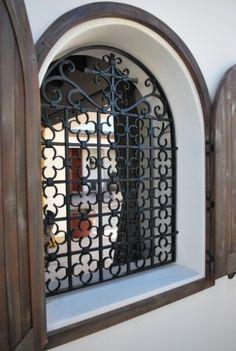 Window Grill - traditional - patio - phoenix - Grizzly Iron, Inc