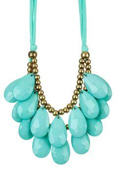 Isabella Bib by Big & Bold: Necklace Shop on @HauteLook