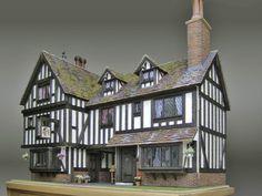 miniature Tudor furniture | Si vous ne pouvez vous munir de Flash, cette page regroupe toutes les ...