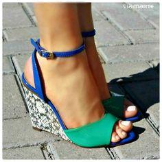 cores - verde - azul - anima print - Ref. 14-16601 - verão 2015