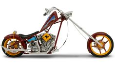 Orange County Choppers - #OCC - Australia Bike