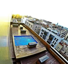 Barcelona Hotelroom