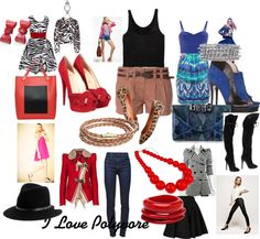 """""""THE LOVES OF YOUTH"""" by carolwatergirl on Polyvore"""