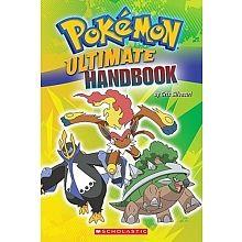 Pokémon: Ultimate Pokémon Handbook - English Edition