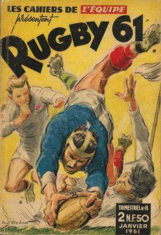 Les Cahiers de l'Équipe - Rugby 61