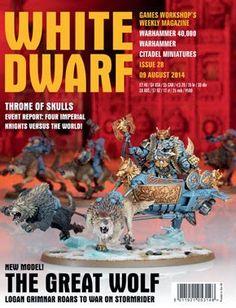White Dwarf Weekly número 28 de agosto