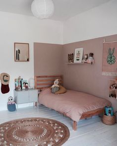 Kids room ideas – Home Decor Designs Girls Bedroom, Bedroom Decor, Wall Decor Kids Room, Ikea Girls Room, Kids Bedroom Paint, Kids Decor, Boy Room, Kids Room Design, Big Girl Rooms