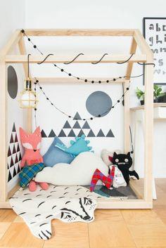 Die 66 besten Bilder von kuschelecke Kinderzimmer in 2019 ...