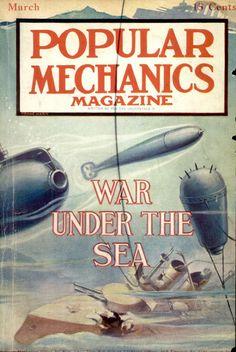 100 Years Later: Popular Mechanics' Coverage of World War I