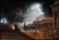 Martin-Seventh-Plague-of-Egypt-1823-painting-artwork-print.jpg (1080×734)