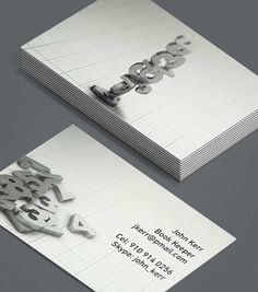 Accountant Business Cards | Business cards