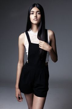 Neelam Johal :: Newfaces – Models.com's Model of the Week and Daily Duo