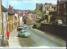 Durham Castle, Durham City, Old Pictures, Old Photos, Pictures Of England, St Johns College, North East England, Northern England, Historical Pictures