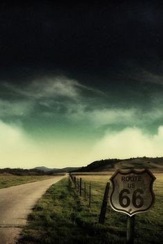old Route 66 - a trip I want to take someday