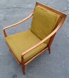 Mid-century modern Lounge Chair by Richardson-Nemschoff
