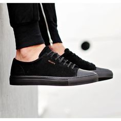 newest 2f31c 672fd Men s black sneakers. Sneakers have been an element of the fashion world  for longer than