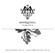 Carton stickers for Moores Hill Estate