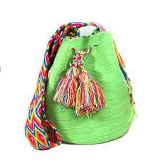 ColStyle-Wayuu-Mochila-Light-Green