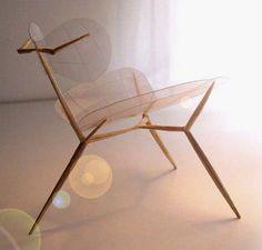 Johnny Chamaki : Dragon Fly Chair
